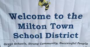 Welcome to the Milton Town School District