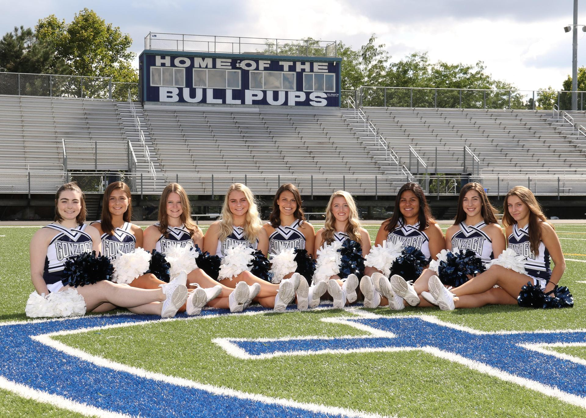 2018-19 All Senior Cheer Squad