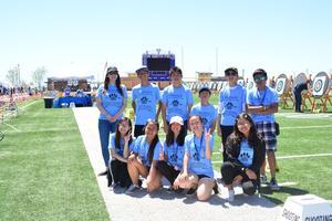 Warner Archery Team