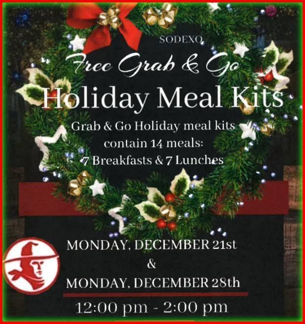 Holiday Meal Kit image