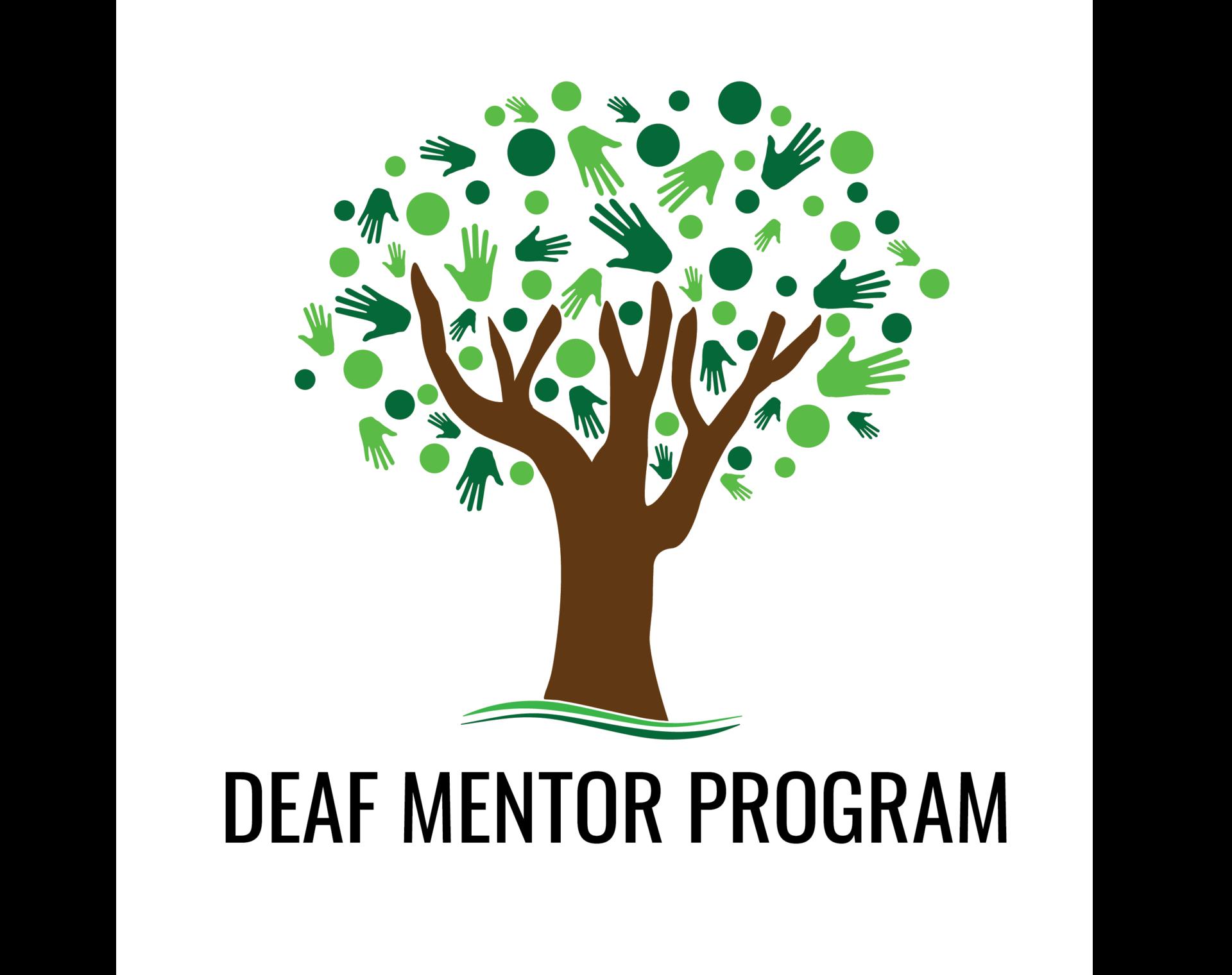 Deaf Mentor Logo