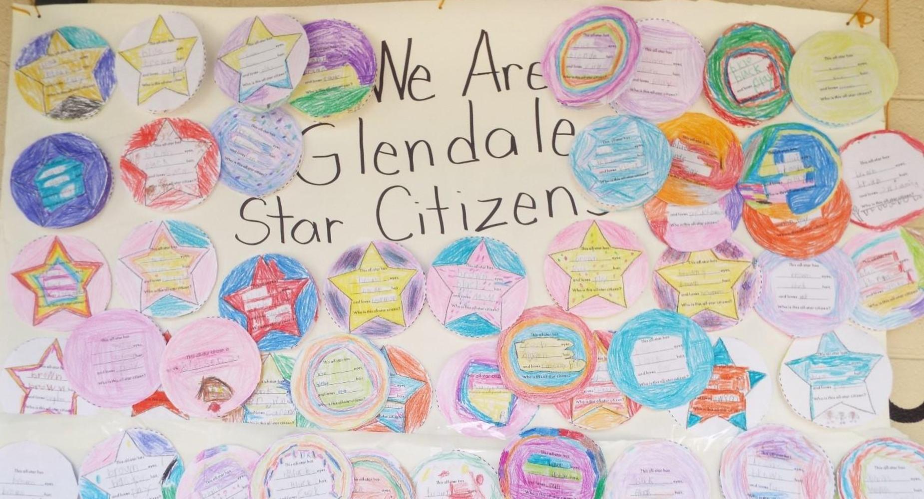 1st grade project