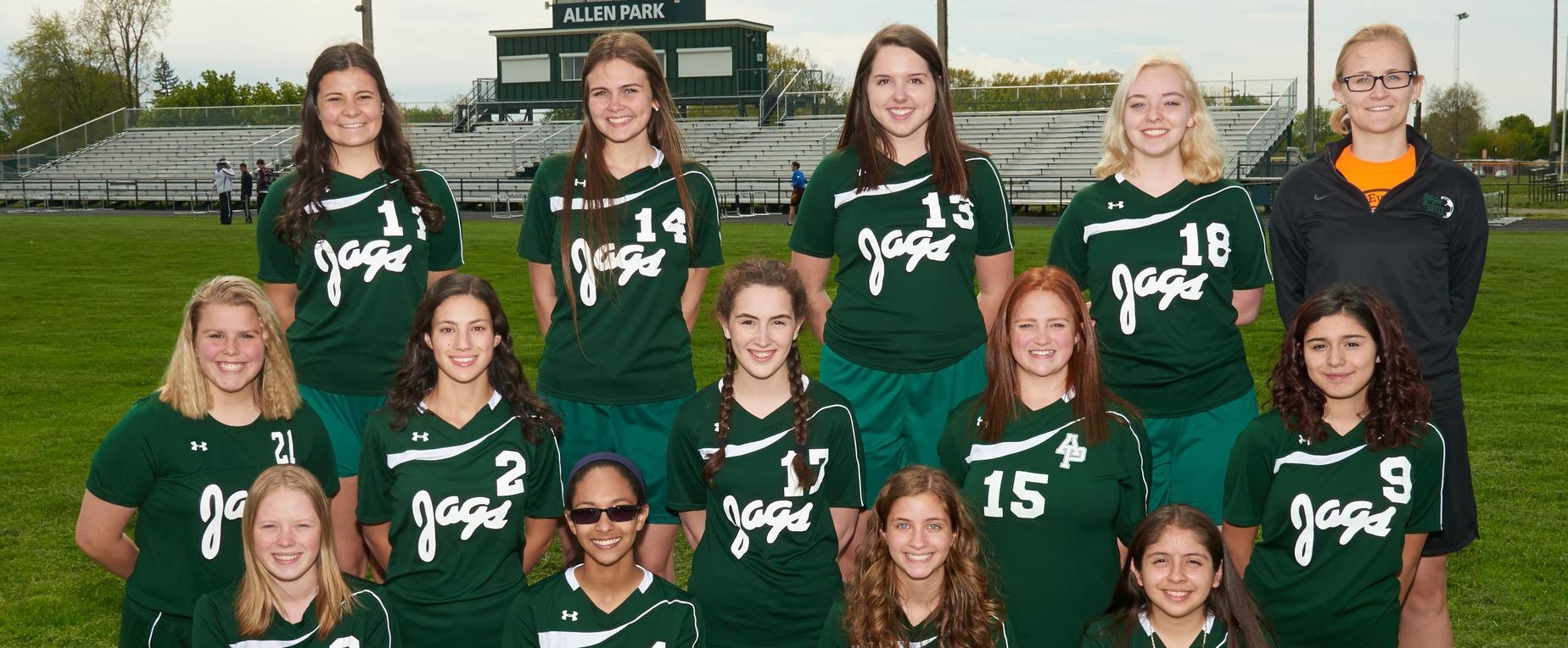 HS JV Girls Soccer