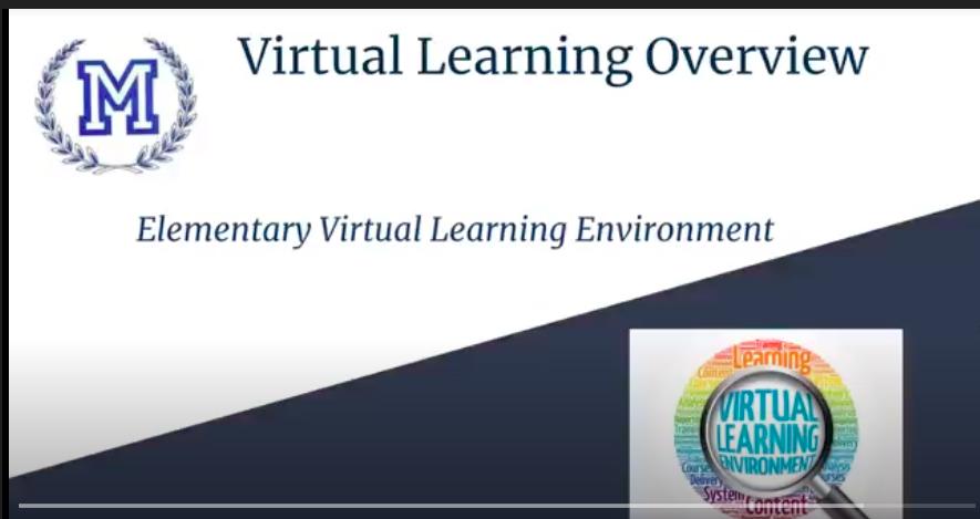 virtual learning slide
