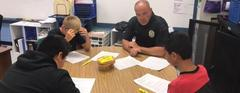 Rotations with Officer Hensley