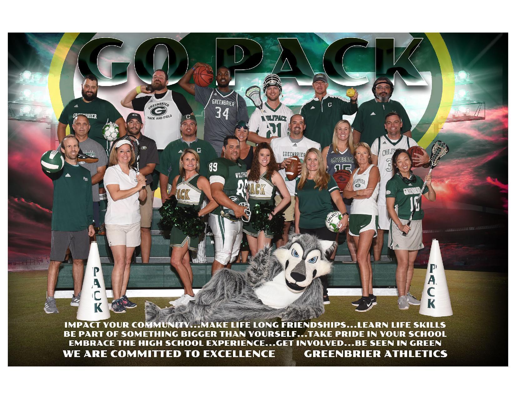 Coaches Banner