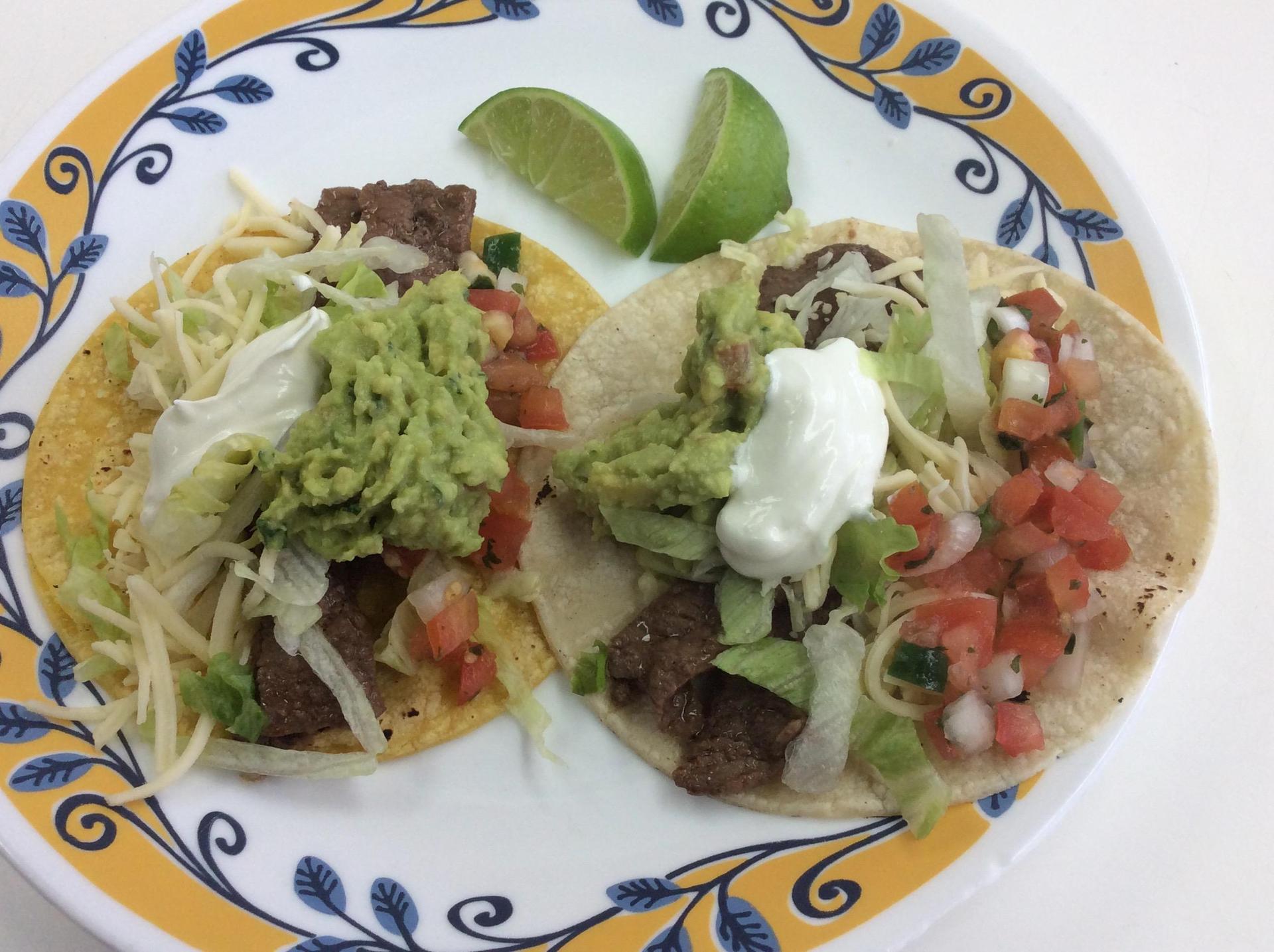 Steak Taco Picture