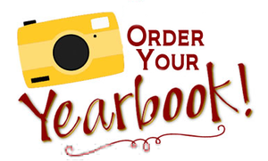 2019-2020 Yearbook Order Forms! Thumbnail Image