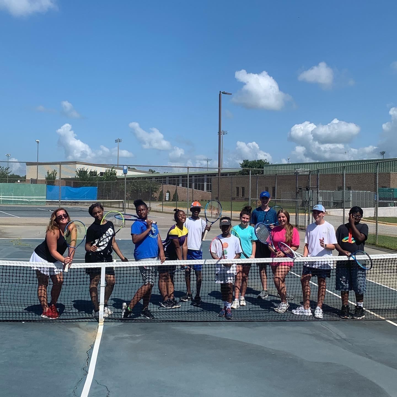Tennis Camp Summer 21'
