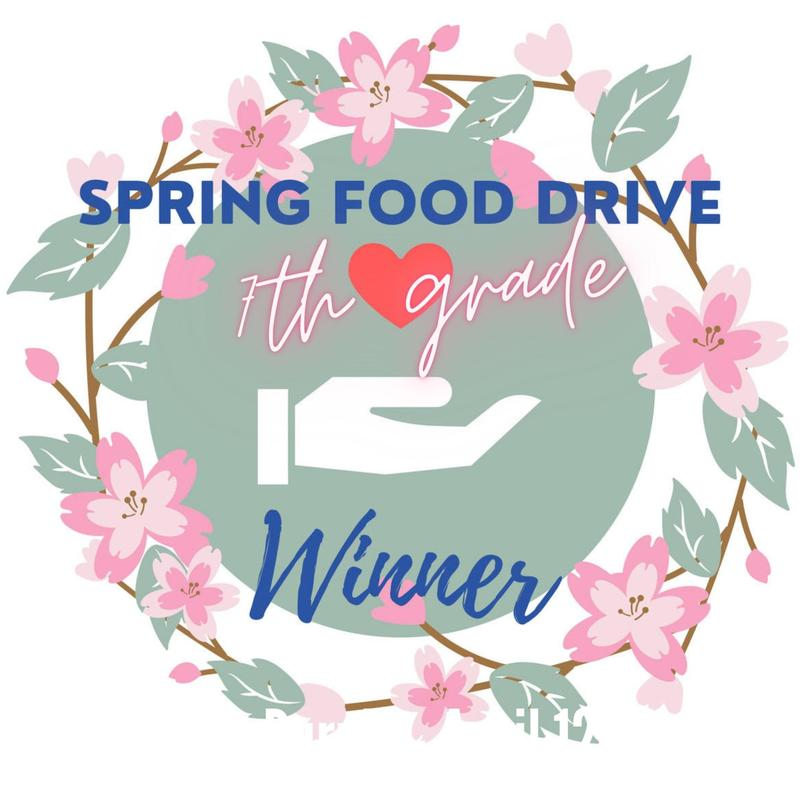 THANK YOU for participating in our Food Drive!!! Featured Photo