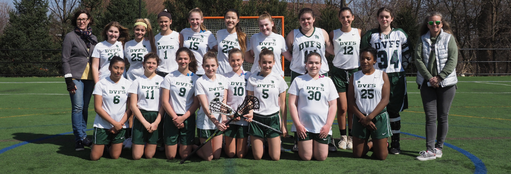 DVFriends Girls Varsity Lacrosse Team 2019