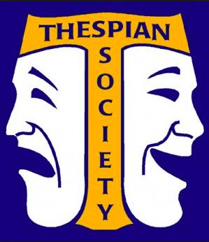 Thespian Honor Society Logo