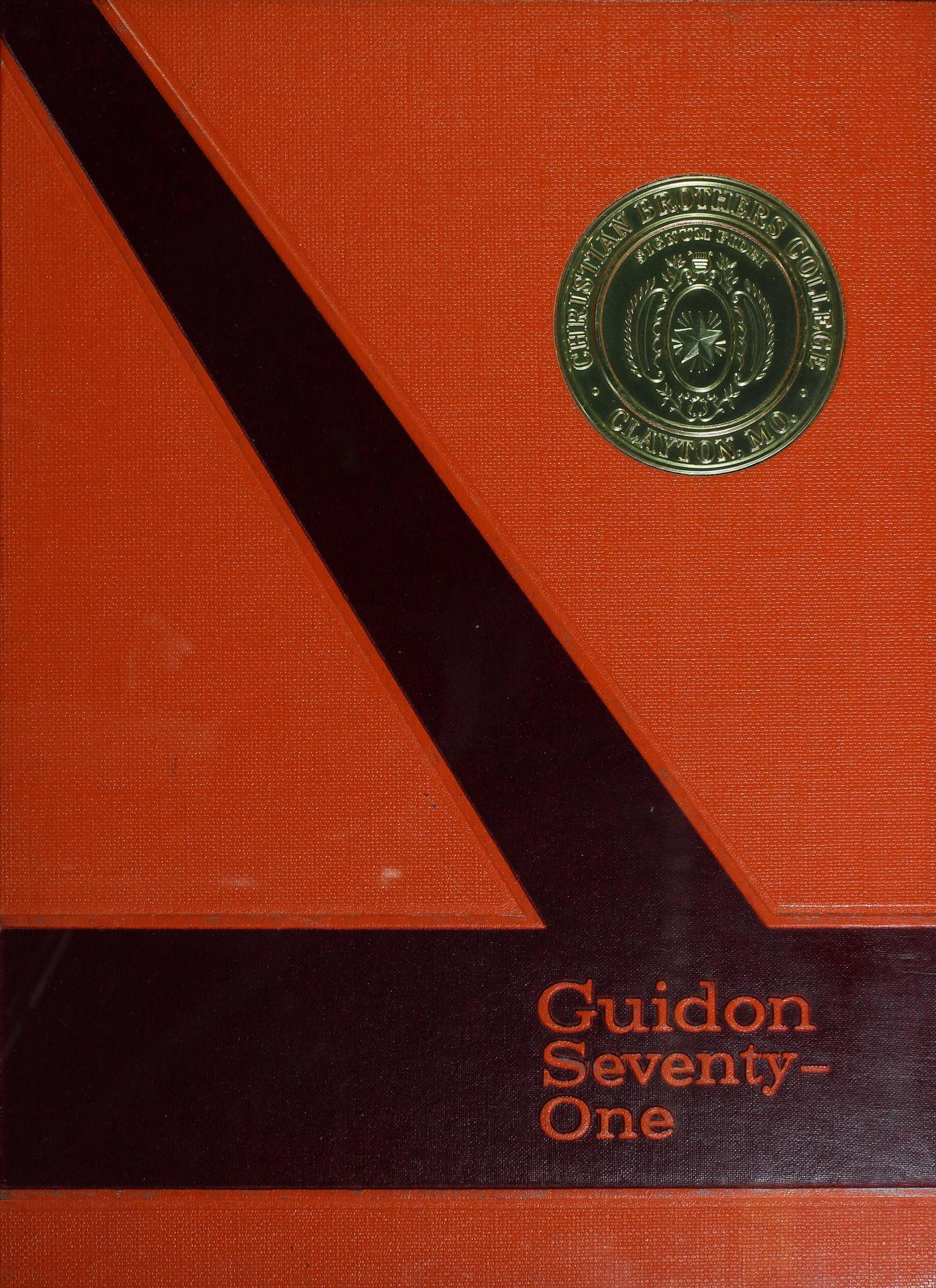 1971 CBC Yearbook