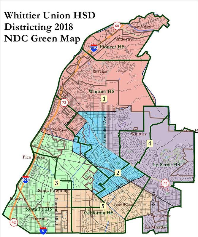 District Releases 3 Draft Trustee Maps Featured Photo