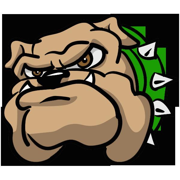 Dennis Bulldog Logo