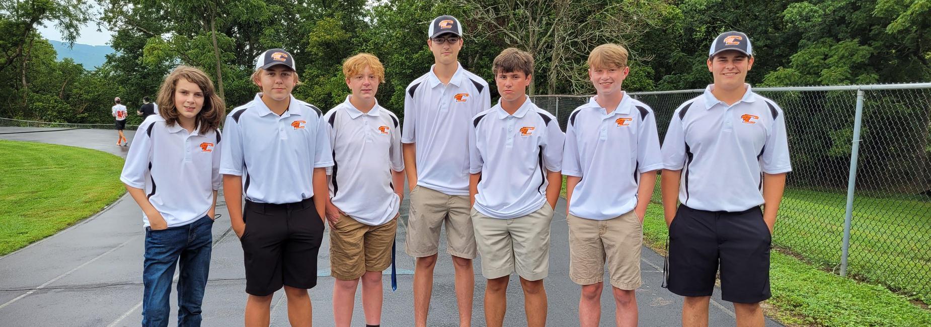 Chilhowie High School Golf Team