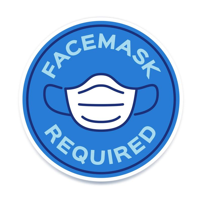 Beginning 8/23/2021 mask are required at Tekoa Academy Featured Photo