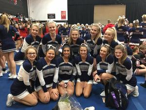 EHS Cheerleader