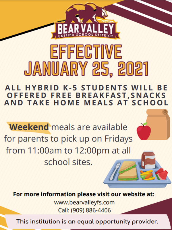 School Meals For The 2020-2021 School Year! Featured Photo
