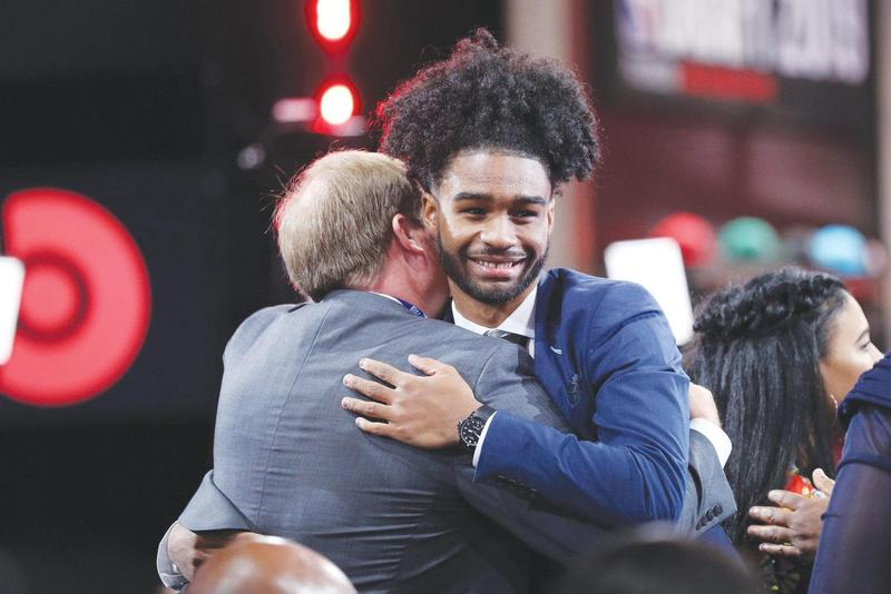 It's official!  Greenfield alum, Coby White ('18), will play in Chicago Featured Photo