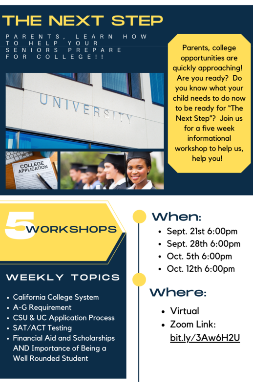 College Nights - Workshops Thumbnail Image