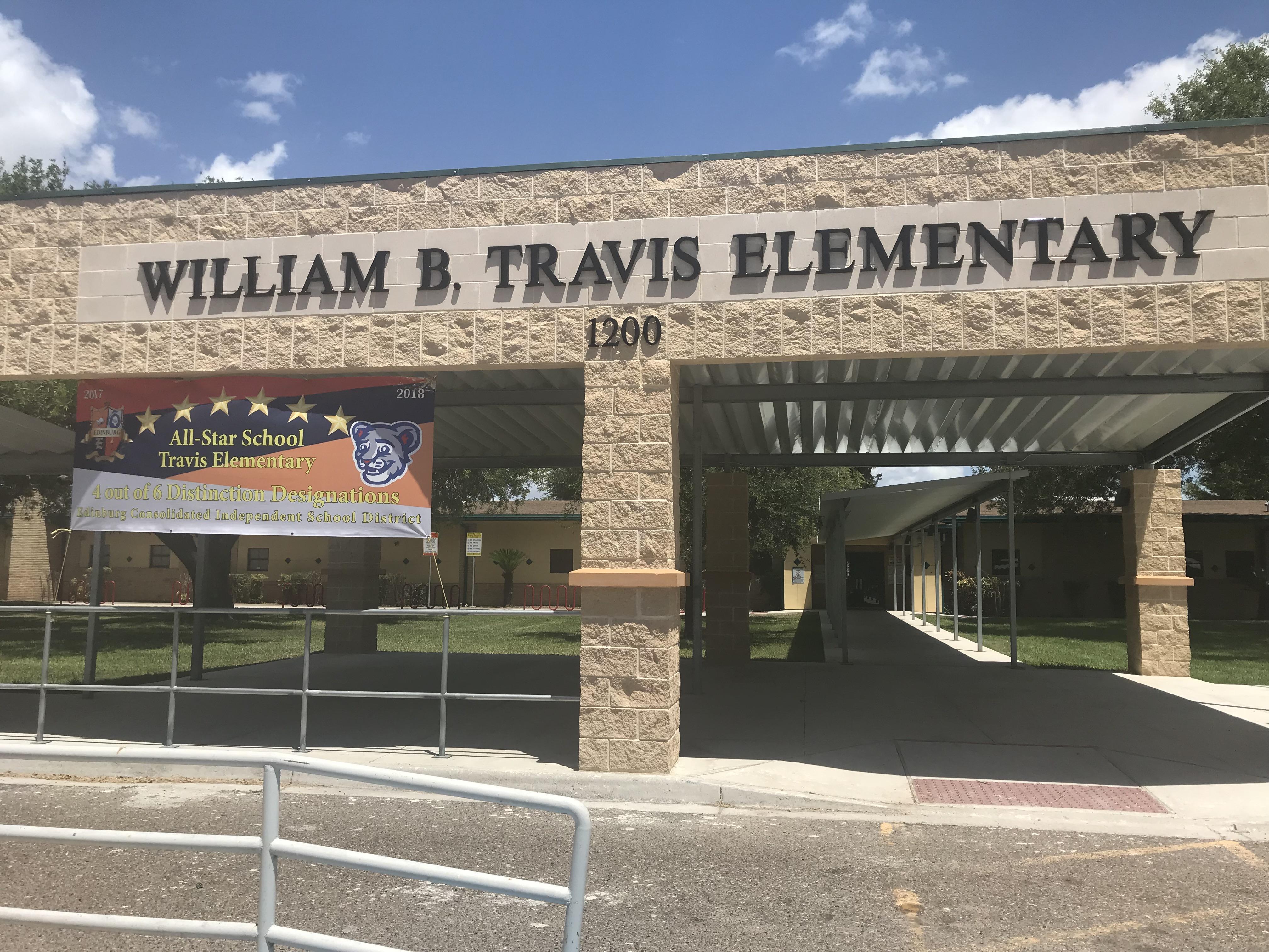 Wm. B. Travis Elementary