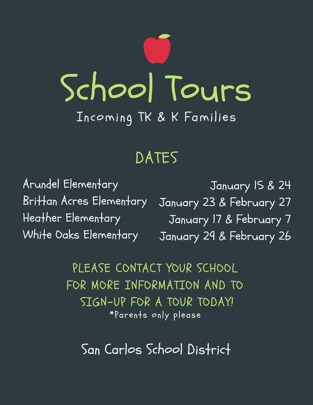 School Tours 2020 Image