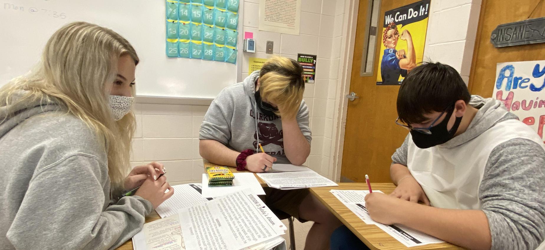 English II Class