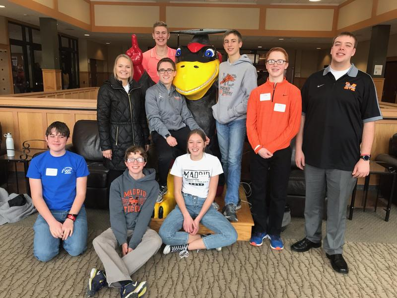 Students compete in statewide Science Bowl Thumbnail Image