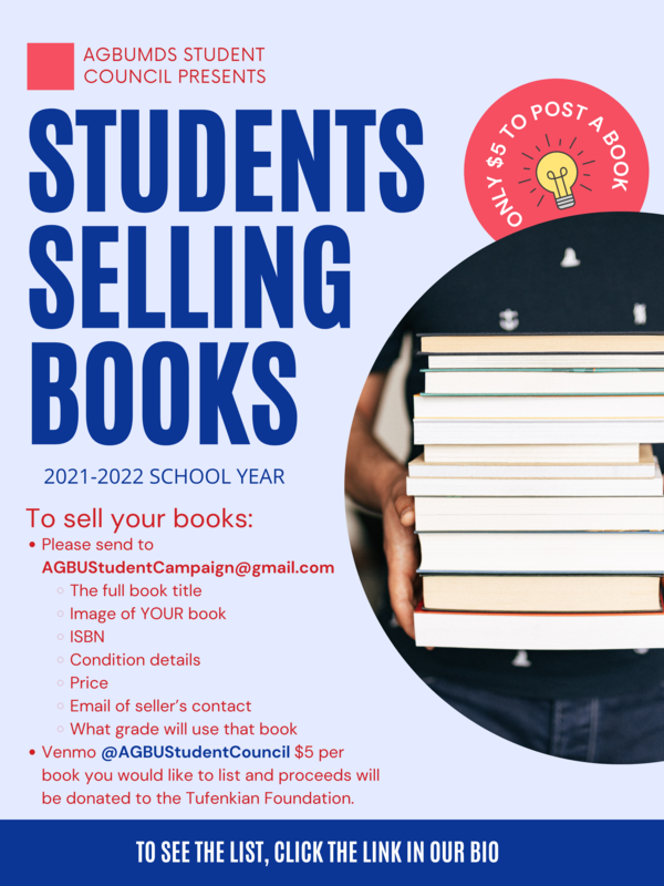 STUDENTS SELLING BOOKS Featured Photo
