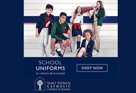 Tommy Hilfiger School Uniforms
