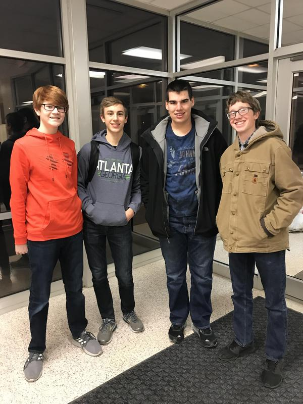MHS Students Compete in WCAC Academic Bowl Thumbnail Image