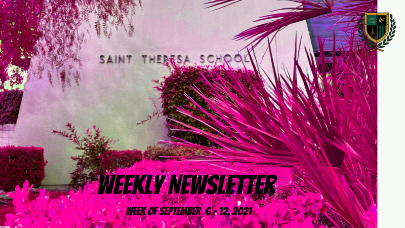 Family Newsletter 09.06.2021 Featured Photo