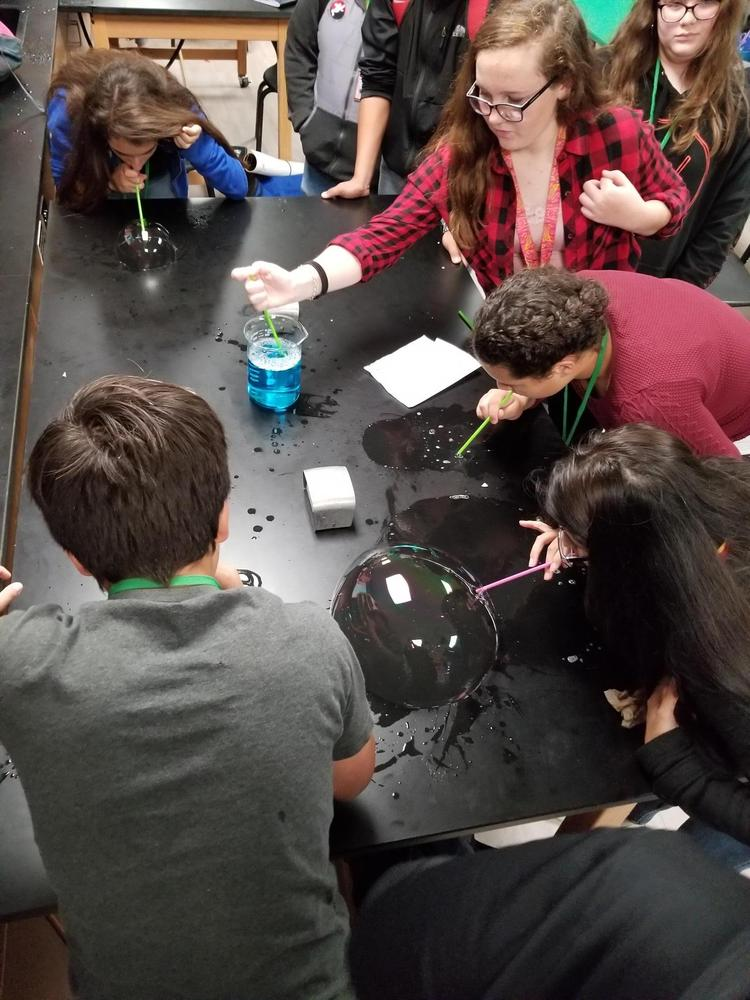 Enrichment: State of Matter (Gas) Lab (3)