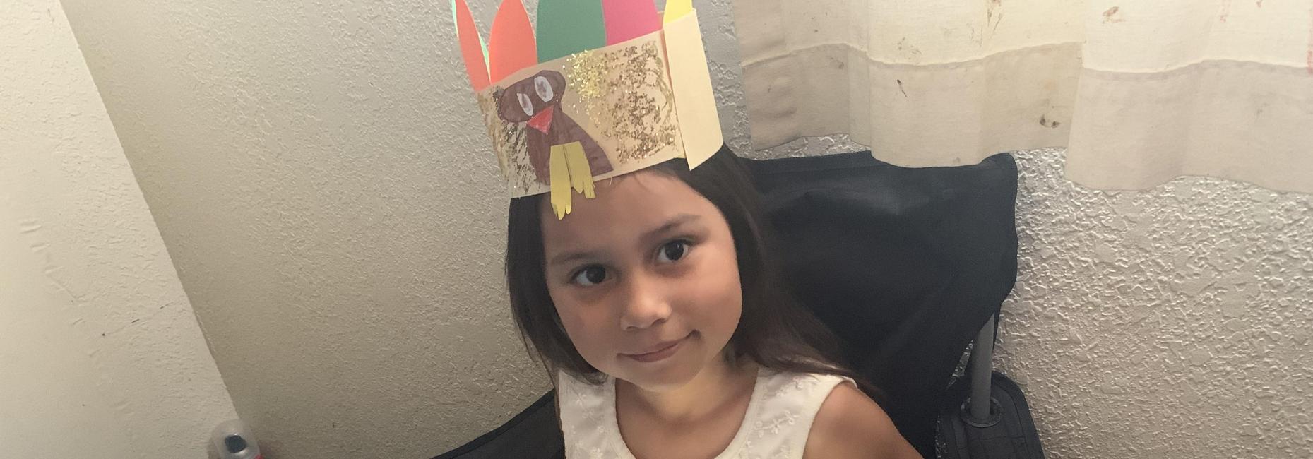 Turkey Thanksgiving Hat