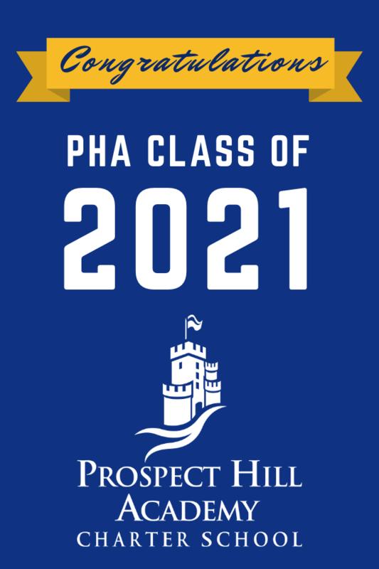 Congratulations PHA Class of 2021