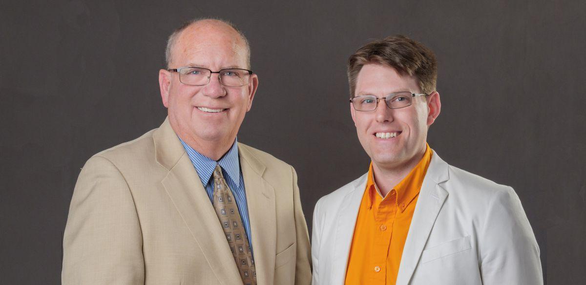 Craig Darling and Michael Jurtz
