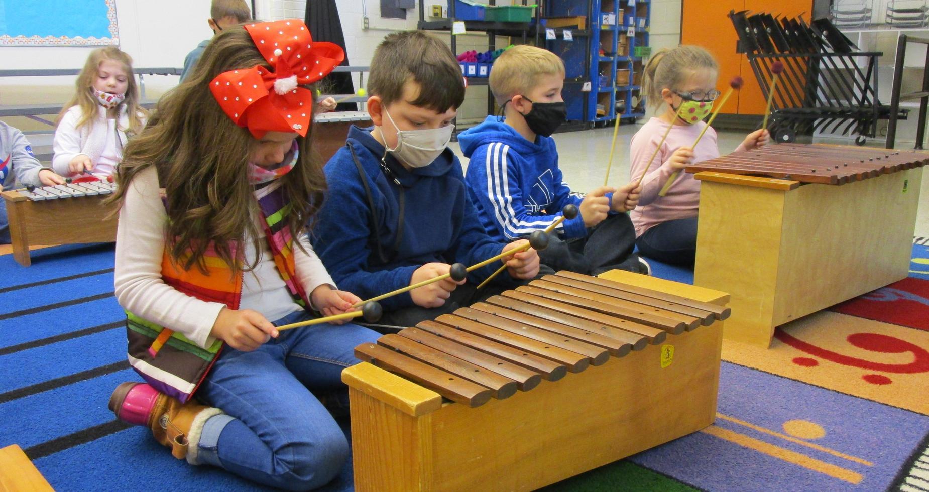 First Grade Music