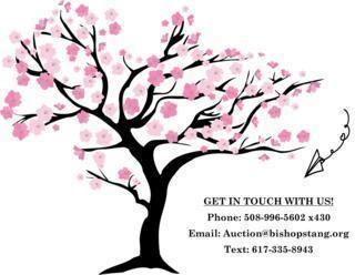 Tree logo with Advancement Office Contact