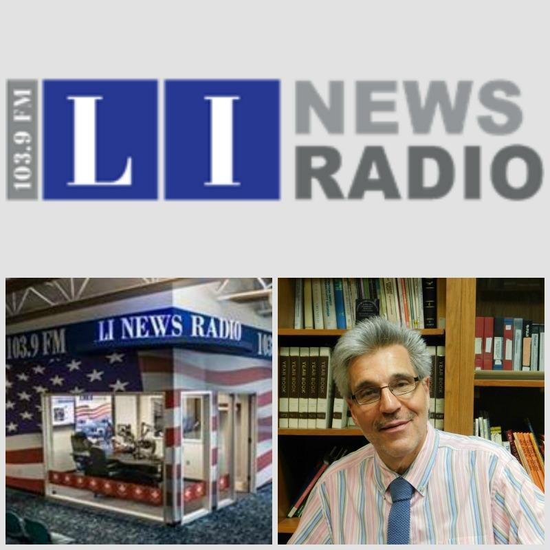 LI News Radio and DDI radio show logo