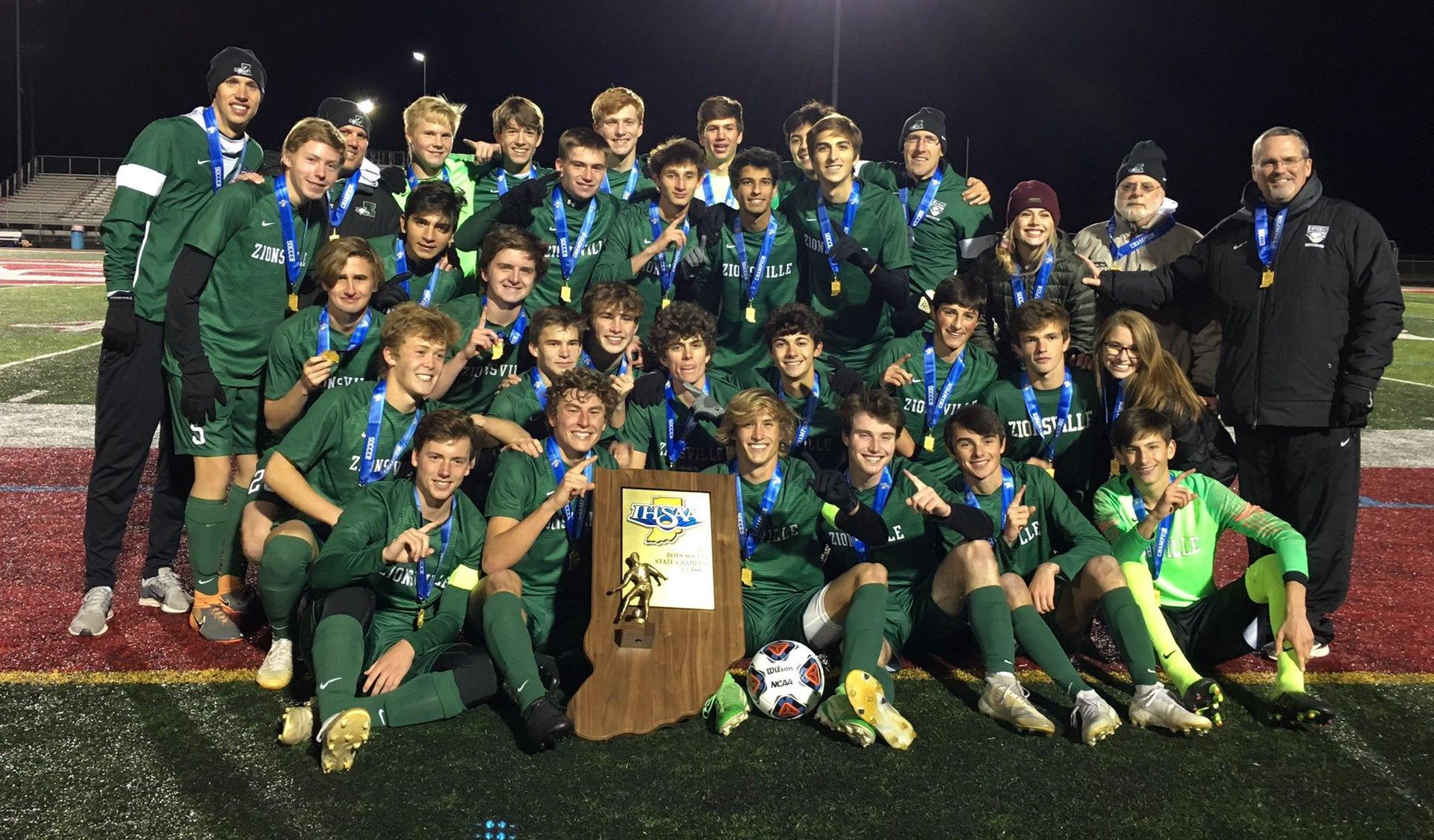 Soccer State Champs