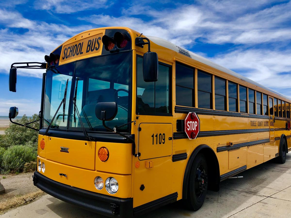 Transportation - District Departments - Tooele County School