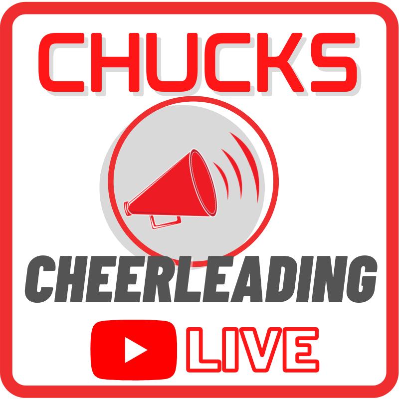chucks cheerleading