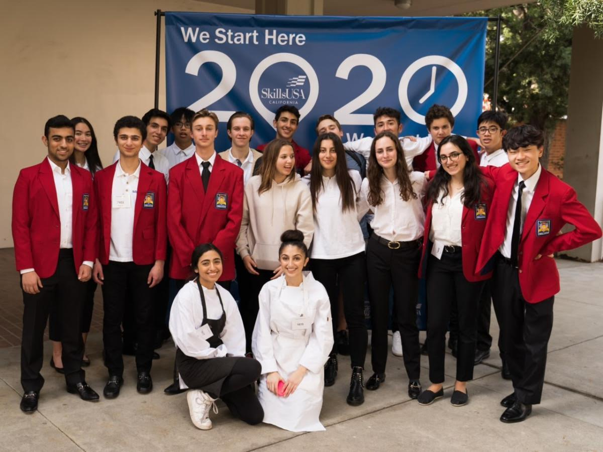 SkillsUSA Competition 2020!