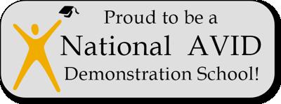 Congratulations Pomona HS National AVID Demonstration Site!
