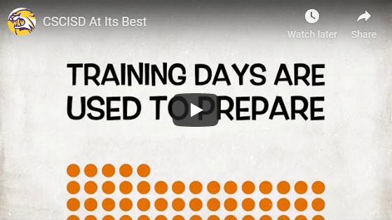 CSCISD Inservice Training Featured Photo