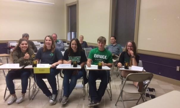 Quiz Bowl Competitors