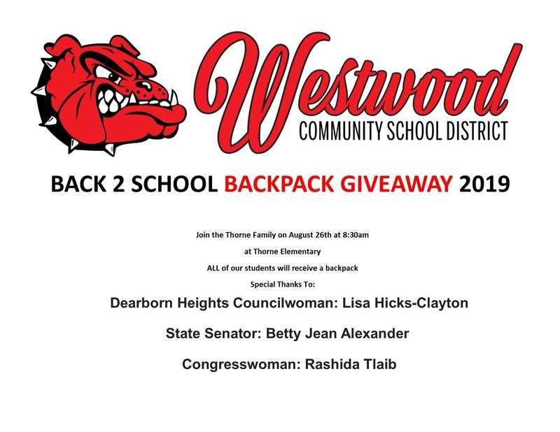 BACKPACK GIVEAWAY 2019 Featured Photo