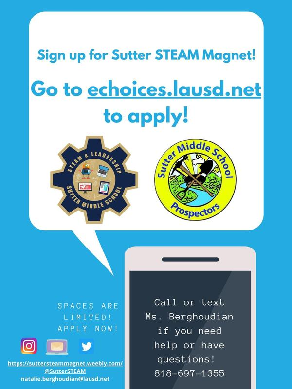 STEAM & Leadership Magnet Featured Photo