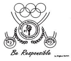 artwork for PE Olympic tshirt